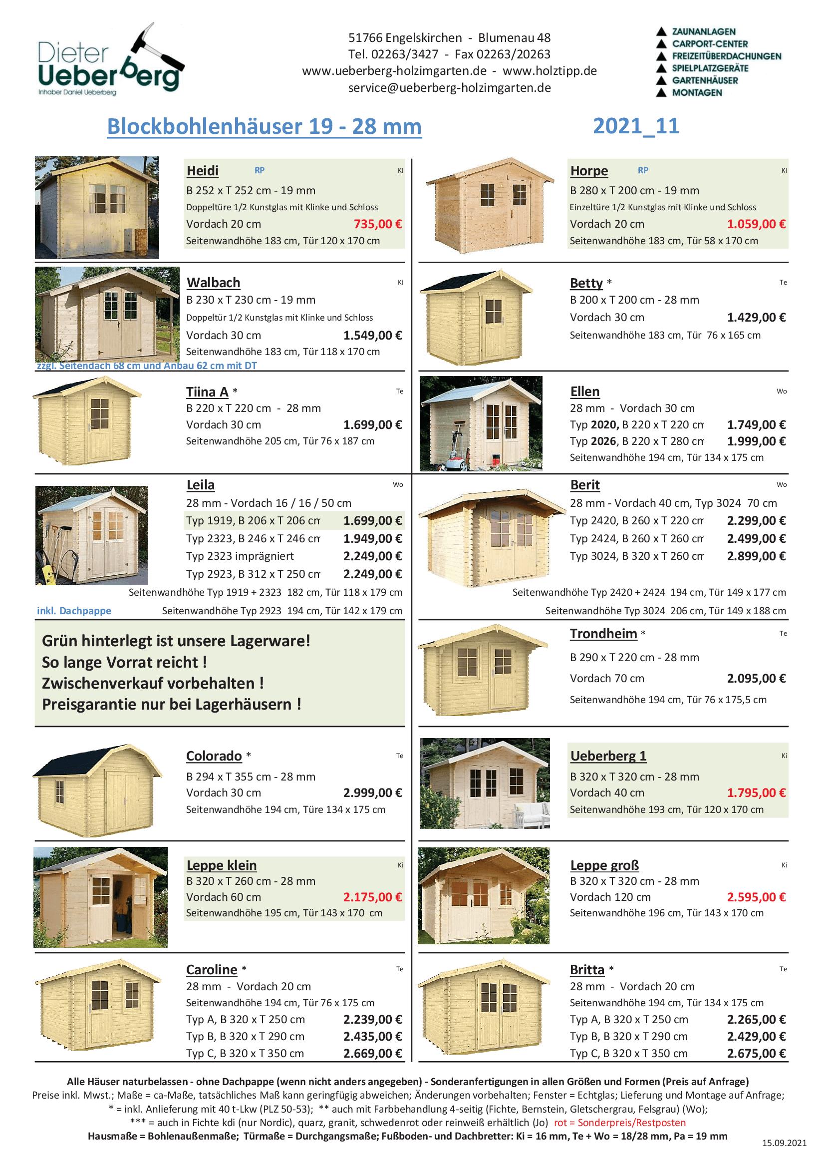 Garten- und Gerätehäuser Ueberberg 2021_11
