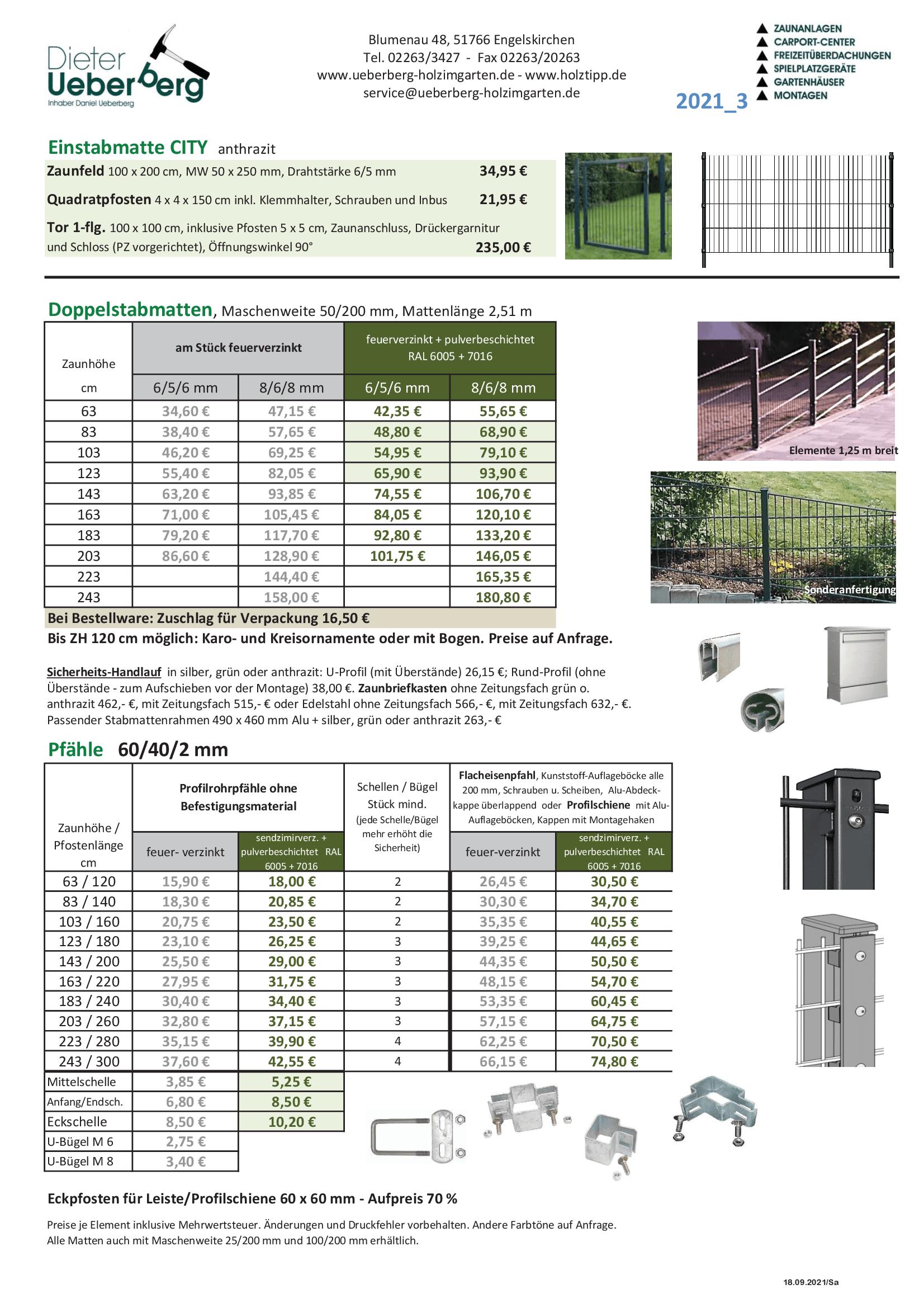 Metallzäune Ueberberg  2021_3